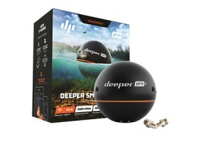 Эхолот Deeper PRO+EB, FLDP-14 (WI-FI+GPS)