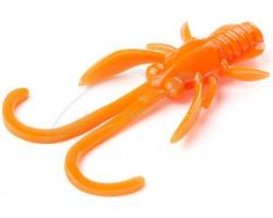 """Fishup Baffi Fly 1.5"""" (10pcs.), #107 - Orange"""