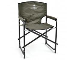 Кресло складное Кедр алюминий 56х57х47 см, высота  83 см. Труба  22х1,2 мм.