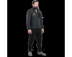 Куртка флисовая Alaskan North Wind темно-серый р-р    XS