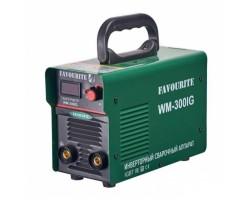 Инверторный сварочный аппарат, 170-260 В/ 50Гц, 5,2 кВт, 10-300 А