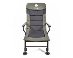 Кресло карповое Кедр с подлокотником