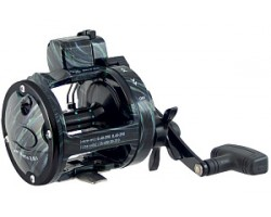 Катушка мультипликаторная Black Side Drafter Pro LC 300