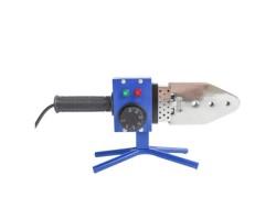 Аппарат для ручной раструбной(муфтовой) сварки пластиковых труб 2000 Вт., 220-230В/50Гц., 20.25.32мм., 3 насадки