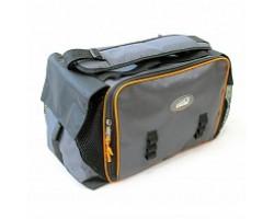 """Сумка рыб. """"СЛЕДОПЫТ"""" Lure Bag XL, 40х28х24см, цв. серый+5 коробок/PF-BBK-01"""