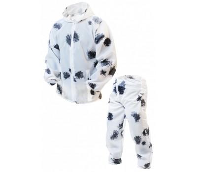 Зимний костюм маскировочный Клякса