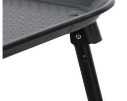 CARP PRO Стол монтажный BLACK PLASTIC TABLE L TR-04 45*35cm