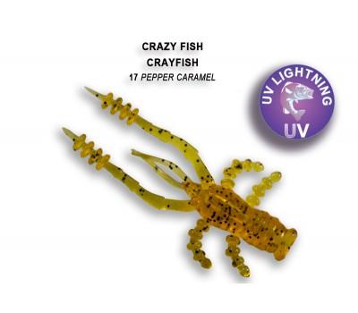 Силиконовая приманка Crazy Fish CRAYFISH 26-45-17-6