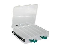 Коробка пластиковая двусторонняя 27.5х15.0х5см