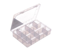 Коробка пластиковая 220 * 140 * 40мм
