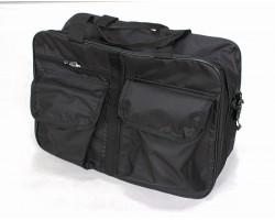 "Сумка-рюкзак ""СЛЕДОПЫТ"" 35 л, цвет -Чёрный, ткань - Oxford PU 600/PF-BP-34"