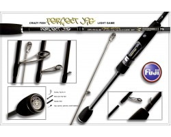 Спиннинг Crazy Fish Perfect JIG тест 10-35гр 2.7м
