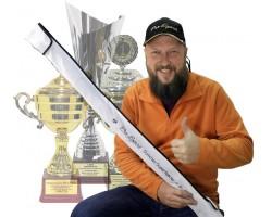 Фидер Volzhanka Pro Sport Dumchev Super feeder 11ft 40+ 3.3м  тест 40+гр