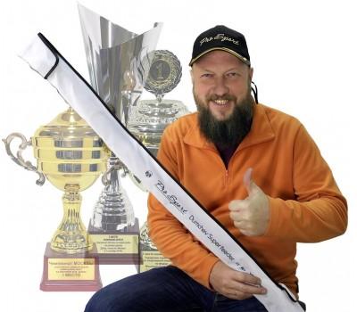 Фидер Volzhanka Pro Sport Dumchev Super feeder 13ft 80+ 3.9м  тест 80+гр