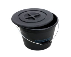 Ведро  с крышкой 25L bucket with COVER