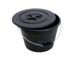Ведро  с крышкой 25L bucket with COVER