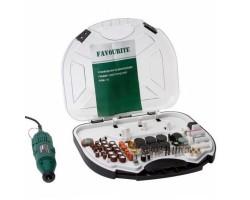 Гравер электрический, 170Вт, гибкий вал, 10000-35000об/мин