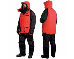 Костюм зимний Alaskan New Polar M  красный/черный     XS (куртка+полукомбинезон)