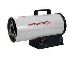 Газовая тепловая пушка , 10,0кВт, пропан/бутан 300м/куб.час, 0,76л/час