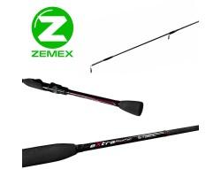 Спиннинг ZEMEX EXTRA S-702XUL 2,13 м. 0.3-3.5 g