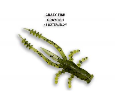 Силиконовая приманка Crazy Fish CRAYFISH 26-45-16-4