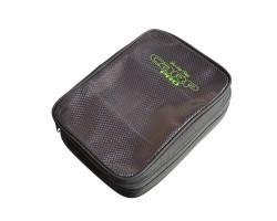 CARP PRO Сумка для аксессуаров прозрачная крышка (размер L)