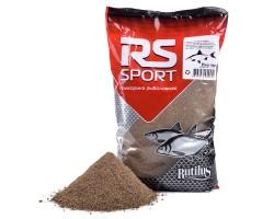 "Прикормка рыболовная RUTILUS ""RS"" ""Плотва спорт темная"" 1 кг"