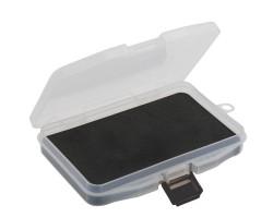 Коробка для блесен и мормышек со вставкой - 145*100*23mm