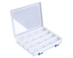 Коробка для блесен - 250*180*40мм