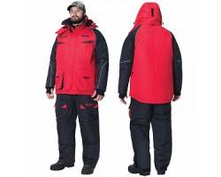Костюм зимний Alaskan New Polar красный/черный        XS (куртка+полукомбинезон)