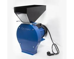 Измельчитель зерна Хопер, 250 кг/ч, 220В/50Гц, 2500 Вт, кл. IP 44, 2900 об/мин.
