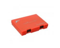 Коробка для блесен Flagman Areata Spoon Case Orange 200x140x35мм