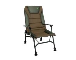 Кресло карповое складное Carp Pro c подлокотниками Diamond