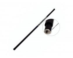 Ручка к подсачеку телескопическая Волгаръ 2,0м 2 секции