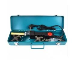 Аппарат для ручной раструбной (муфтовой) сварки пластиковых труб 2000 Вт., 220-230В/50Гц., 20.25.32 мм., 3 насадки