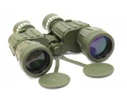 """Бинокль """"СЛЕДОПЫТ"""", 8х40, зеленый-защитный, 170*60*145 мм, 655 г, в чехле/PF-BT-11"""