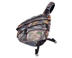 Рюкзак треугольный (камо)