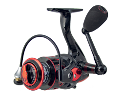 Катушка безынерционная Black Side Flame 3000 FD  (4+1 подш.)