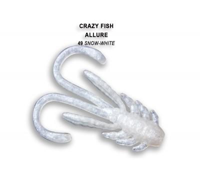 Силиконовая приманка Crazy Fish ALLURE 1,6  23-40-49-6