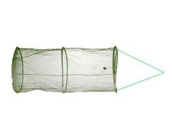 Садок для рыбы зеленый - 30 * 50cm - 3 кольца