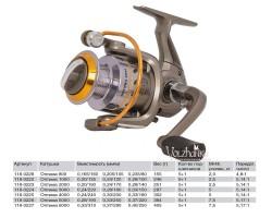 Рыболовная катушка Волжанка Оптима 1000